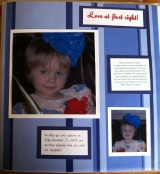 My Daughter's Adoption Scrapbook
