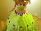 Quick and Easy DollCakes